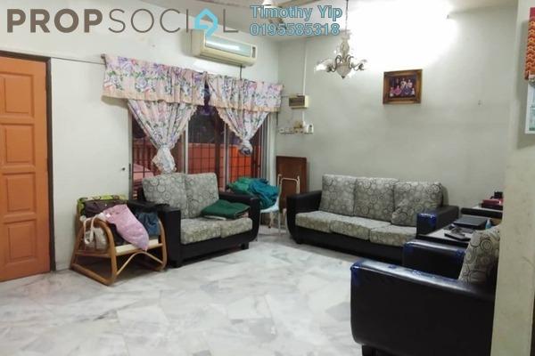 Terrace For Sale in Taman Jelok Indah, Kajang Freehold Semi Furnished 4R/3B 485k