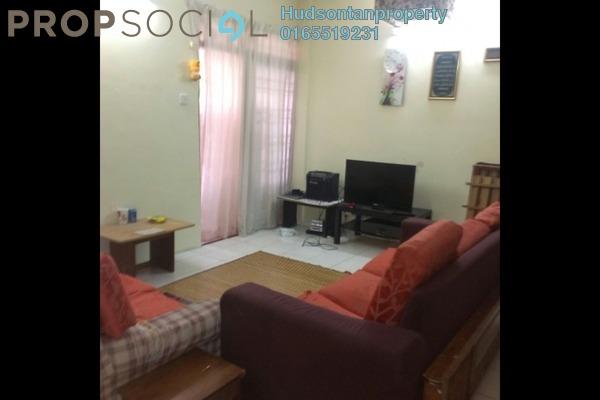 Condominium For Sale in Permai Putera, Ampang Freehold Semi Furnished 3R/2B 315k