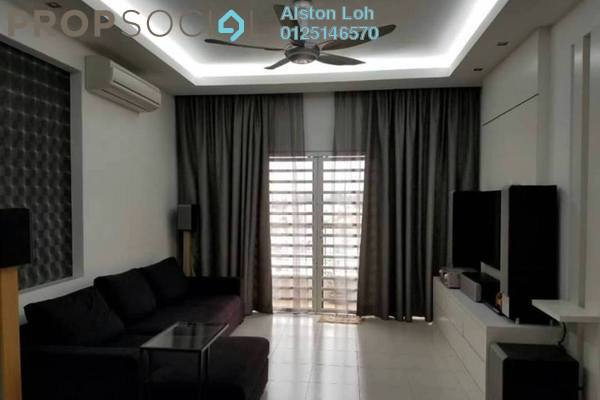 Condominium For Sale in Palm Palladium, Gelugor Freehold Fully Furnished 4R/2B 749k