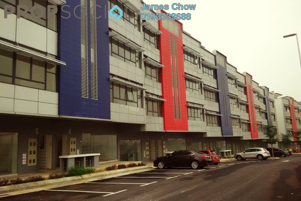 Shop For Sale in The Earth Bukit Jalil, Bukit Jalil Freehold Unfurnished 0R/0B 3.6m