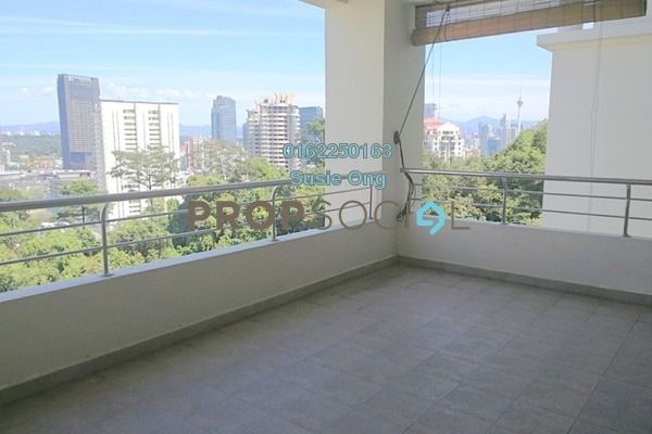 Condominium For Rent in Sri Langit, Seputeh Freehold Semi Furnished 3R/5B 7k
