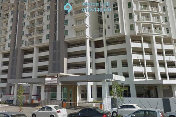 Condominium For Sale in Idaman Iris, Sungai Ara Freehold Semi Furnished 3R/2B 415k