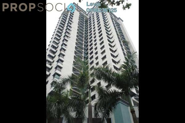 Condominium For Rent in Menara Bukit Ceylon, Bukit Ceylon Freehold Fully Furnished 3R/2B 3.4k