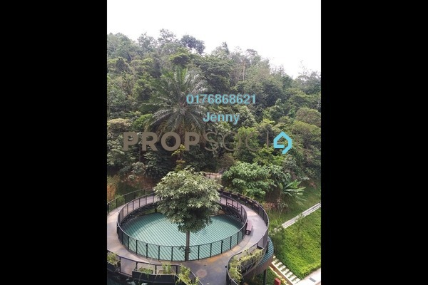 Condominium For Rent in Sutera Pines, Bandar Sungai Long Freehold Semi Furnished 3R/2B 1.2k