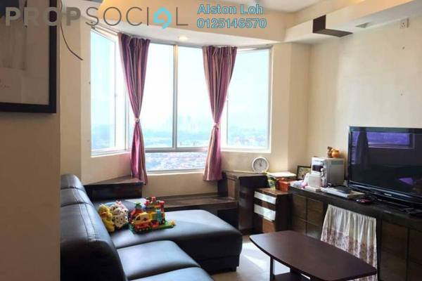 Condominium For Sale in Kingfisher Series, Green Lane Freehold Fully Furnished 3R/2B 398k