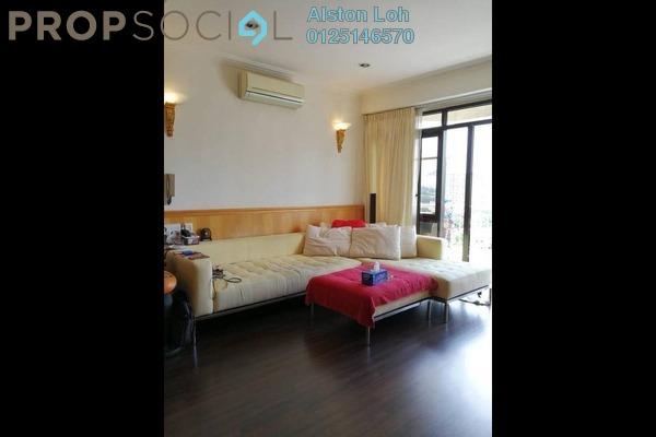 Condominium For Sale in Midlands Condominium, Pulau Tikus Freehold Semi Furnished 3R/2B 430k