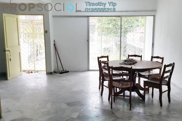 Terrace For Sale in Taman Muhibbah, Seri Kembangan Leasehold Semi Furnished 4R/3B 580k