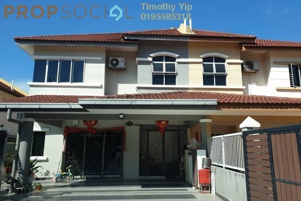 Semi-Detached For Sale in Taman Sri Putra Mas, Sungai Buloh Freehold Fully Furnished 5R/3B 850k