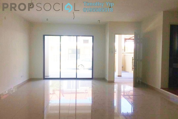 Terrace For Sale in Damai Budi, Alam Damai Freehold Semi Furnished 5R/6B 990k