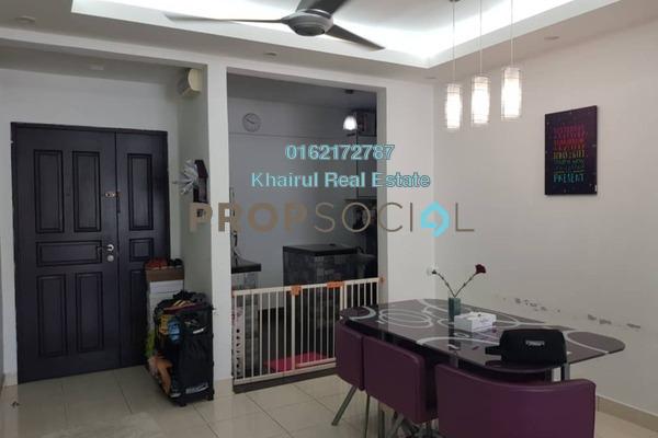 Condominium For Sale in Villa Makmur, Dutamas Freehold Fully Furnished 3R/2B 610k