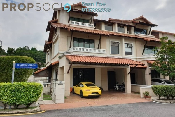 For Rent Semi-Detached at Mutiara Seputeh, Seputeh Freehold Semi Furnished 6R/6B 13k