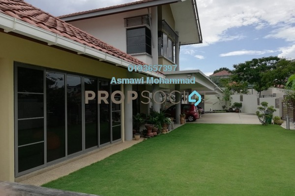 Bungalow For Sale in Banyan Close, Bandar Bukit Mahkota Freehold Semi Furnished 10R/11B 3.5m