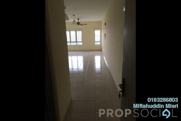 Serviced Residence For Sale in Pelangi Damansara Sentral, Mutiara Damansara Freehold Semi Furnished 2R/2B 450k