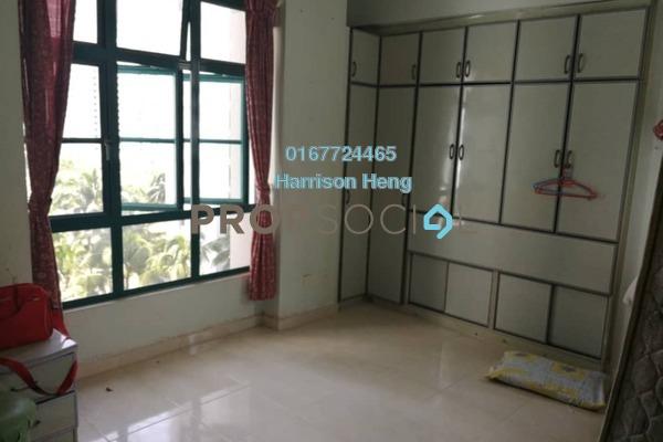 Condominium For Sale in Straits View Condominium, Bandar Baru Permas Jaya Freehold Fully Furnished 3R/3B 480k