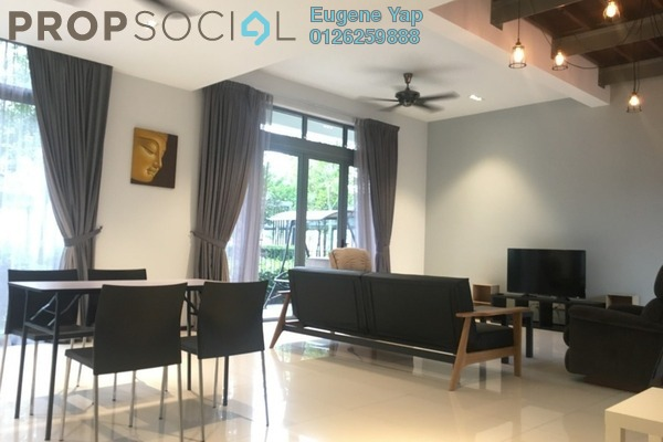Terrace For Sale in The Breezeway, Desa ParkCity Freehold Fully Furnished 4R/4B 2.95m