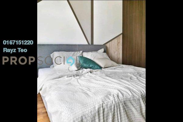 Condominium For Rent in Taman Bayu Puteri, Johor Bahru Freehold Fully Furnished 2R/2B 1.8k