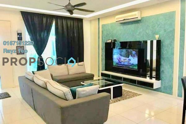 Terrace For Sale in Luciana, Setia Eco Gardens Freehold Semi Furnished 4R/3B 580k