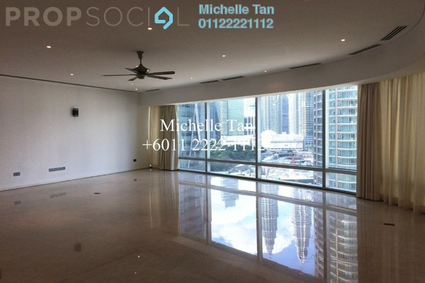 Condominium For Sale in The Avare, KLCC Freehold Semi Furnished 4R/5B 3.1m