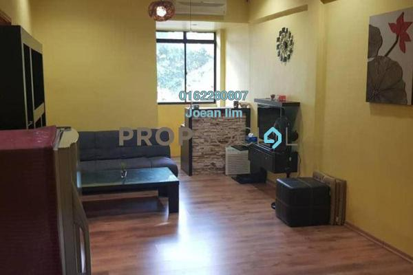 Apartment For Sale in Taman Nusa Bestari 1, Iskandar Puteri (Nusajaya) Freehold Fully Furnished 2R/2B 210k