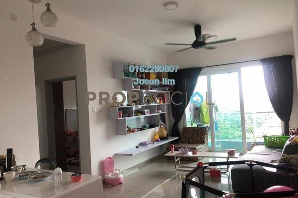 Apartment For Sale in Seasons Luxury Apartments, Johor Bahru Freehold Fully Furnished 1R/1B 285k
