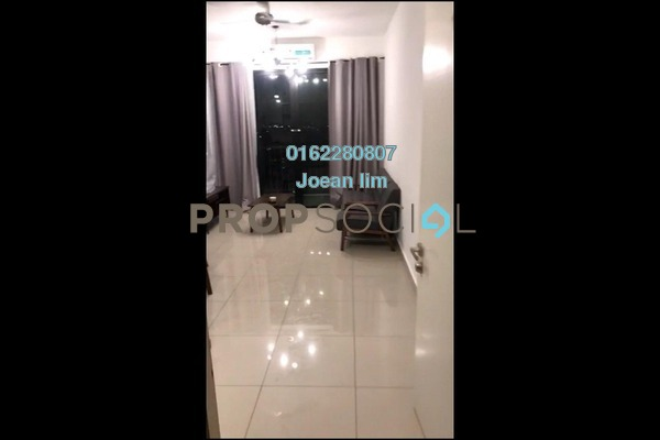 Apartment For Sale in Greenfield Regency, Skudai Freehold Fully Furnished 2R/2B 375k