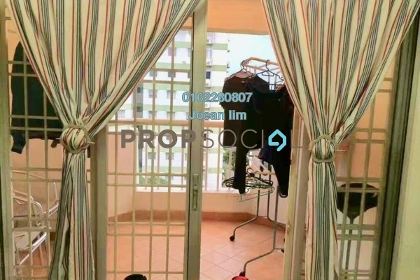 Apartment For Sale in Permas Ville, Bandar Baru Permas Jaya Freehold Unfurnished 3R/2B 330k