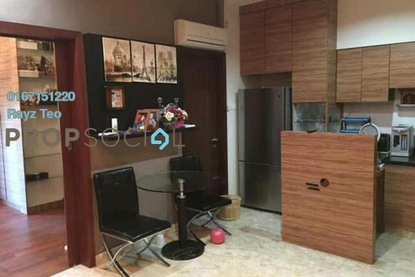 Apartment For Sale in Cinta Ayu Resort Apartments, Pulai Freehold Fully Furnished 1R/1B 380k