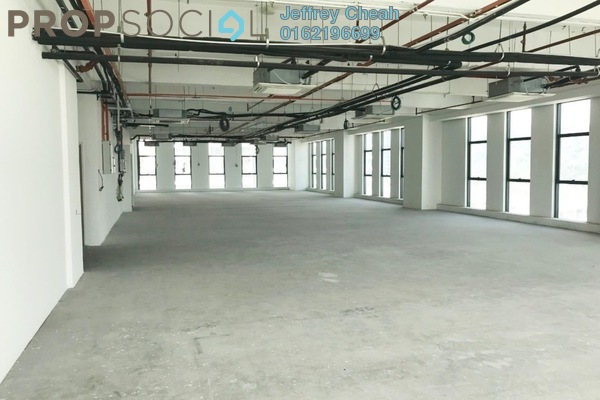 Office For Rent in PJU 7, Mutiara Damansara Freehold Semi Furnished 0R/0B 19.6k