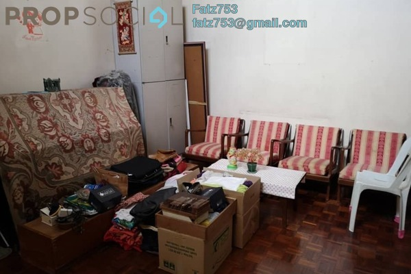 Terrace For Rent in Taman Sentul Jaya, Sentul Freehold Fully Furnished 5R/3B 2.5k