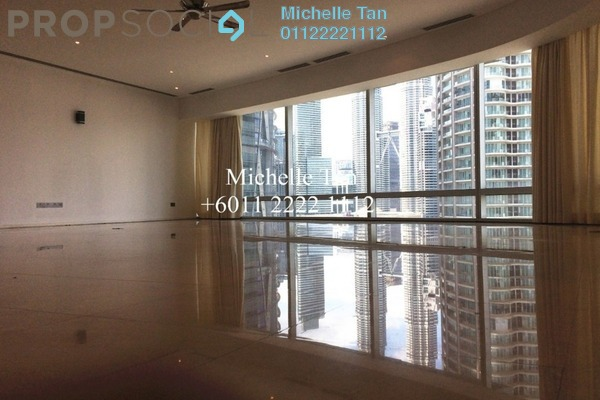 Condominium For Rent in The Avare, KLCC Freehold Semi Furnished 4R/5B 11.5k