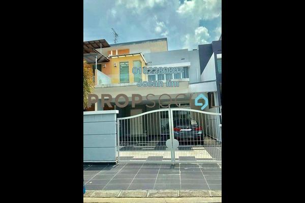 Terrace For Sale in Taman Sutera Utama, Skudai Freehold Semi Furnished 4R/4B 930k