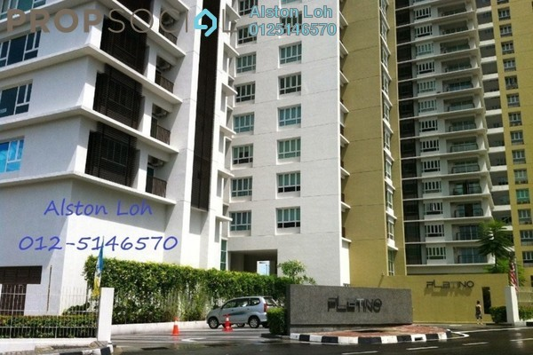 Condominium For Sale in Platino, Gelugor Freehold Fully Furnished 5R/4B 2.3m