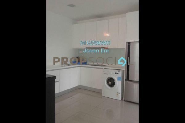 Apartment For Sale in Tropez Residences, Danga Bay Freehold Semi Furnished 1R/1B 460k