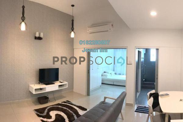 Apartment For Sale in Tropez Residences, Danga Bay Freehold Semi Furnished 1R/1B 330k