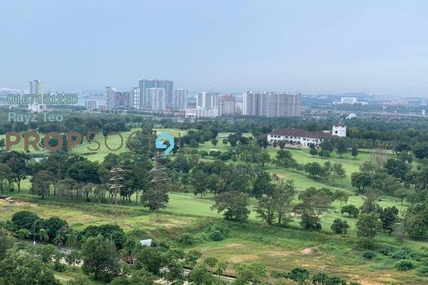 Serviced Residence For Sale in Molek Regency, Johor Bahru Freehold Semi Furnished 3R/3B 870k