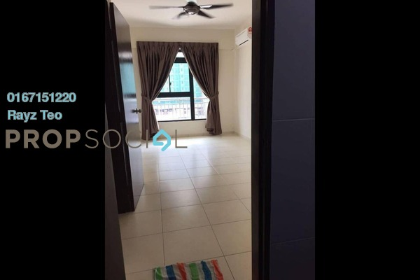 Serviced Residence For Sale in The Garden Residences, Skudai Freehold Semi Furnished 1R/1B 280k