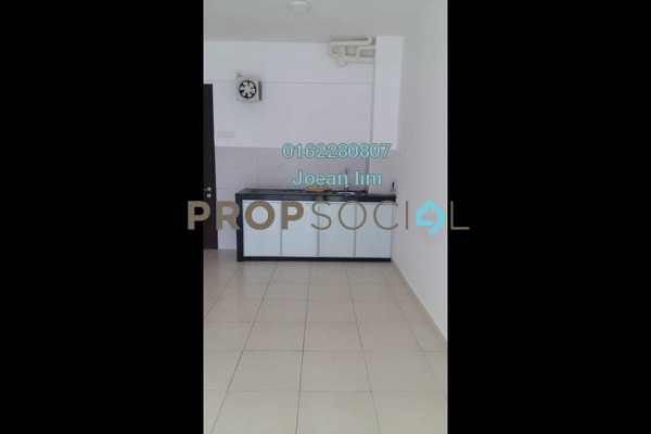 Apartment For Sale in The Garden Residences, Skudai Freehold Semi Furnished 1R/1B 280k