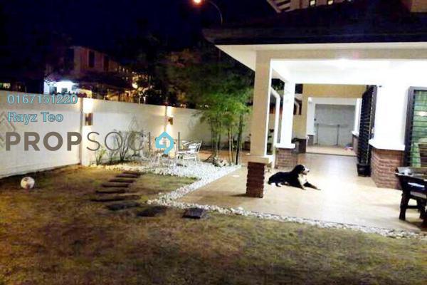 For Sale Terrace at Taman Laguna, Danga Bay Freehold Semi Furnished 5R/6B 1.2m