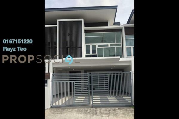 Terrace For Sale in Taman Mount Austin, Tebrau Freehold Unfurnished 4R/5B 750k