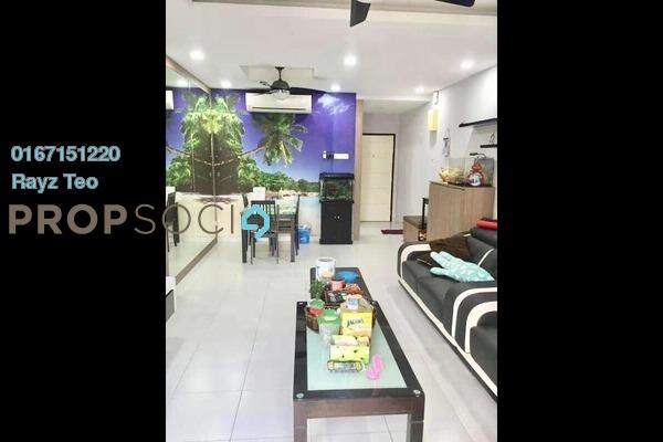 Serviced Residence For Rent in Taman Larkin Idaman, Johor Bahru Freehold Fully Furnished 3R/2B 1.6k