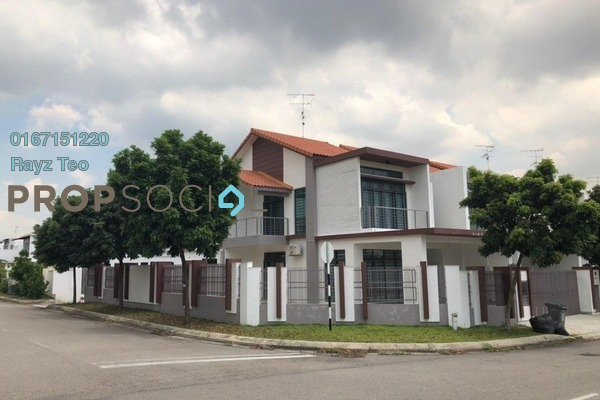 Terrace For Rent in Taman Dato Onn , Johor Bahru Freehold Fully Furnished 4R/4B 2.6k