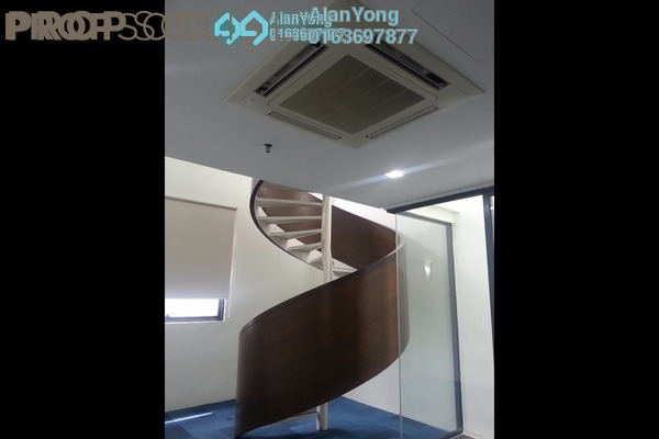 Office For Rent in d7, Sentul Freehold Semi Furnished 0R/0B 2.7k