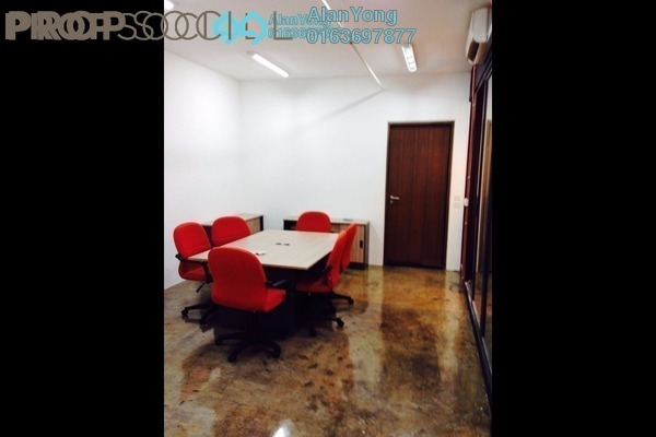Office For Rent in d7, Sentul Freehold Fully Furnished 0R/0B 2.99k