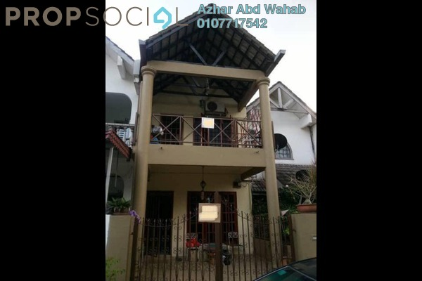 Terrace For Sale in Taman Dagang, Ampang Freehold Semi Furnished 3R/2B 550k