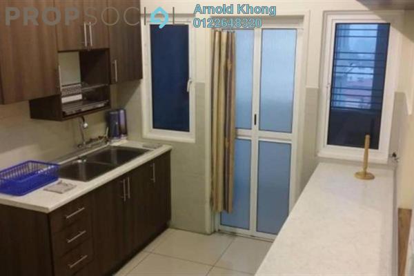 Condominium For Sale in 1Sentul, Sentul Freehold Semi Furnished 3R/2B 533k
