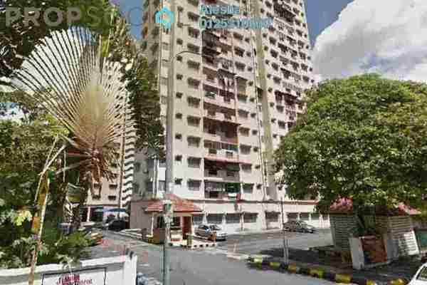 Apartment For Sale in Taman Setapak Jaya, Setapak Leasehold Unfurnished 0R/0B 285k