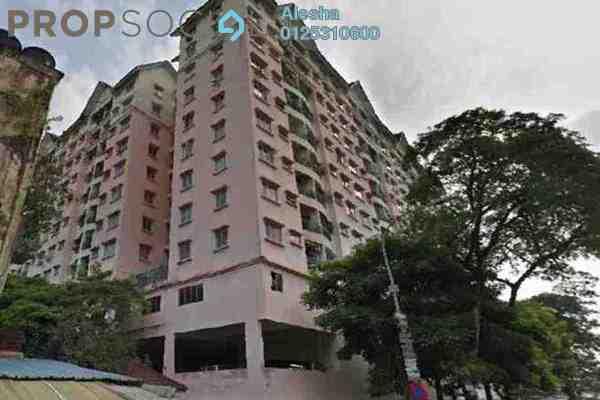 Condominium For Sale in Mutiara Sentul, Sentul Freehold Unfurnished 0R/0B 340k