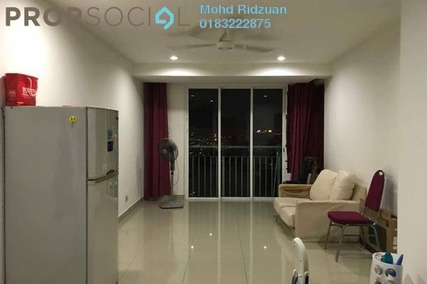 Apartment For Rent in Menara U, Shah Alam Freehold Fully Furnished 2R/1B 1.6k
