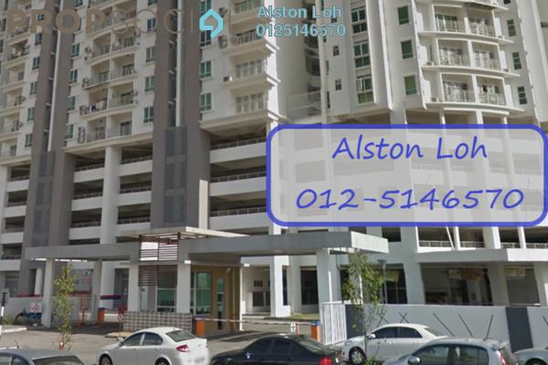 Condominium For Sale in Idaman Iris, Sungai Ara Freehold Semi Furnished 3R/2B 395k