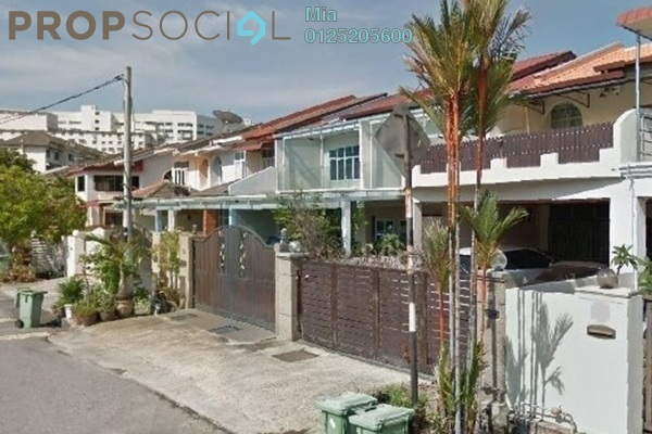 Terrace For Sale in Taman Sri Nibong, Sungai Nibong Freehold Unfurnished 0R/0B 1.4m